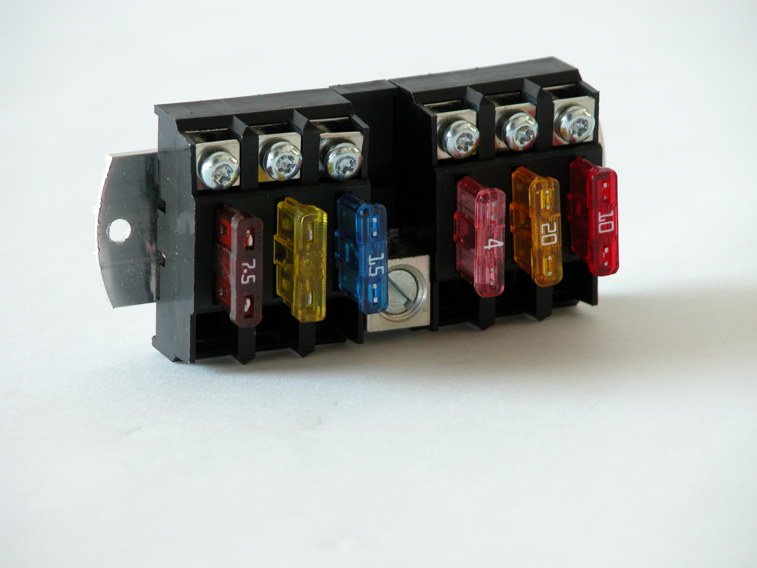 Car Fuse Box Power Wiring Library Universal Panels